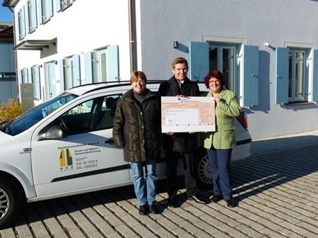 IQI Spendenaktion 2013